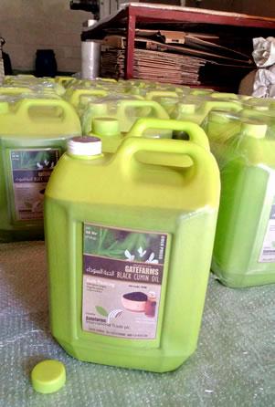 Ethiopian Black seed oil 10 liter